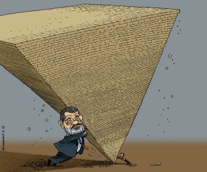 Morsi vs Egypt Dec.2012