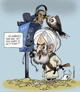 Al Zawahiri vs NSA 08.13