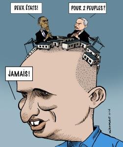 Bennet contre Bibi