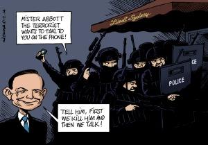 Sydney terror